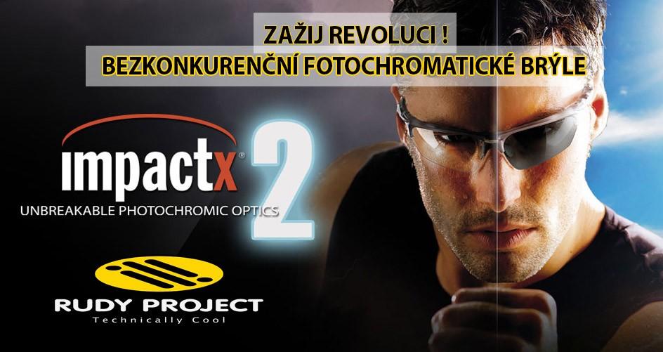 Rudy Project fotochromatické brýle